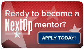 Become a mentor today